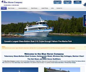 Blue Heron Comapny