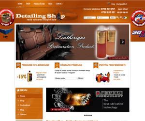 Detailing Shop Romania