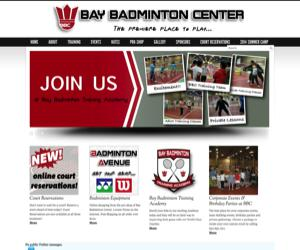 Bay Badminton Center