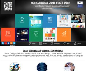 Web design Bacau