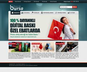 Bursa Bayrak