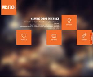 Wistech- Web Design Dubai