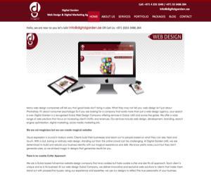 Web Design Digital Garden