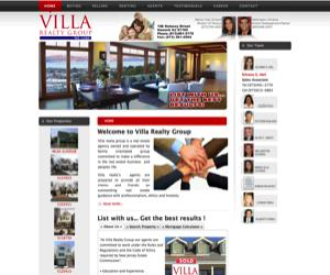 Villa Realty Homes