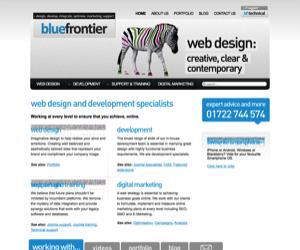 Blue Frontier IT Ltd