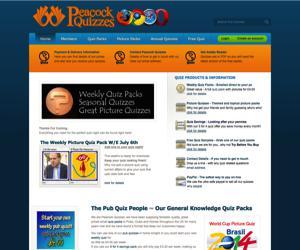 Peaock Pub Quizzes