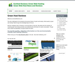 Eco Host Reviews