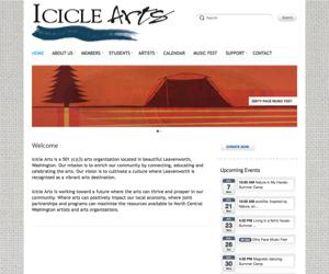 Icicle Arts