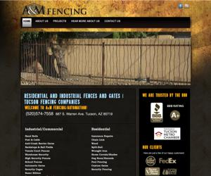 A and M fencing