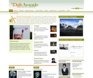 the @Daily Avocado