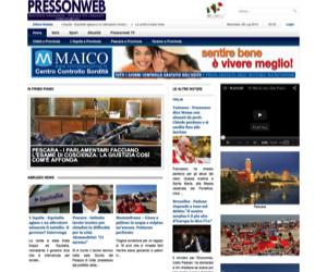 Pressonweb