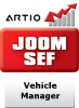 Vehicle Manager - ARTIO JoomSEF 3 Extension