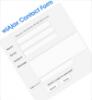wiAjax Contact Form