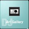 DJ-Art Gallery component