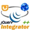 jQuery++ Integrator