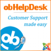 obHelpDesk - real Joomla Help Desk extension