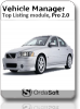 Top Listing module for Vehicle Manager, 2.0
