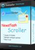 Newsflash Scrolling