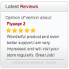 Virtuemart Latest Customer Reviews