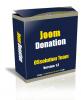 Joomla Donation
