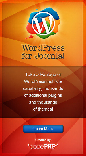 WordPress for Joomla